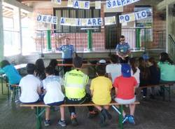 Il campo di protezione civile per ragazzi