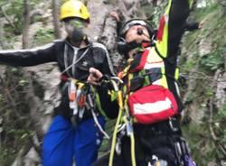 Escursionisti dispersi sull\'Alpe Tedesco