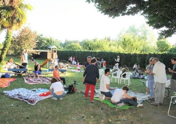 La festa dell'asilo di Caldana