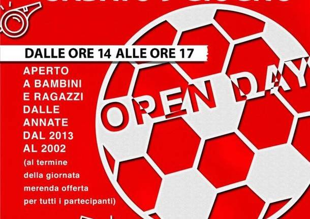 Open day alla Casmo
