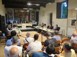 Consiglio comunale Lonate Pozzolo 2018