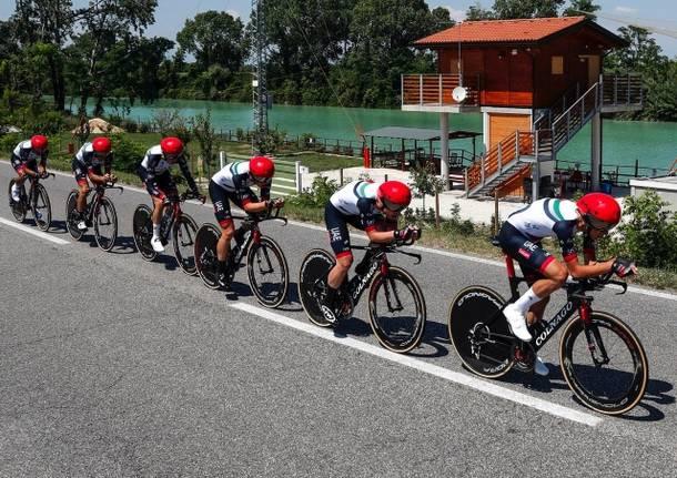 cronosquadre ciclismo cronometro a squadre ttt team uae
