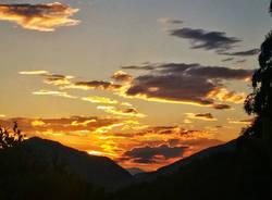 Cuasso al Monte, l'alba - Foto di Andrea Betti