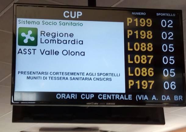 cup busto arsizio code