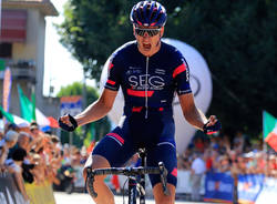 edoardo affini campionato italiano ciclismo under 23 taino 2018