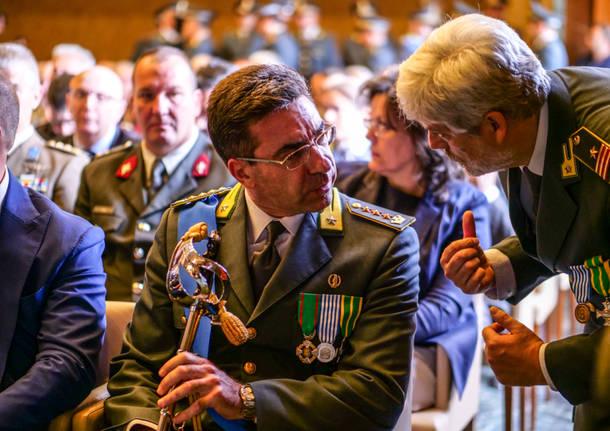 Festa della Guardia di Finanza di Varese