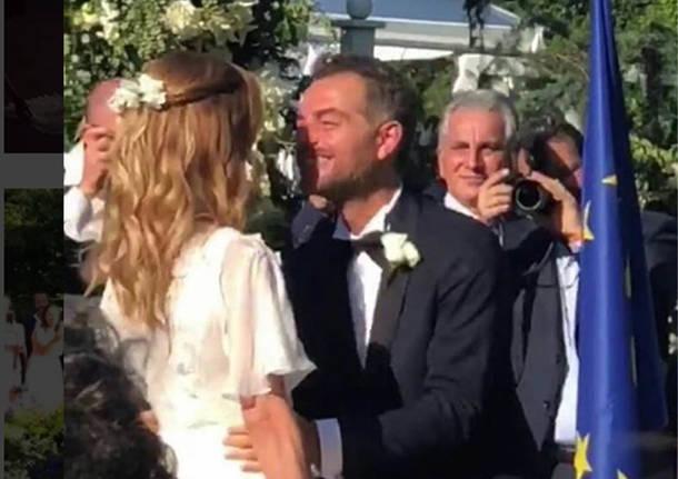 Matrimonio Filippa Lagerback : Daniele bossari e filippa lagerback quello che non sapete