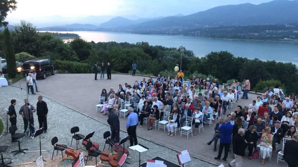 Galliate, Lombardo, musica nelle residenze storiche