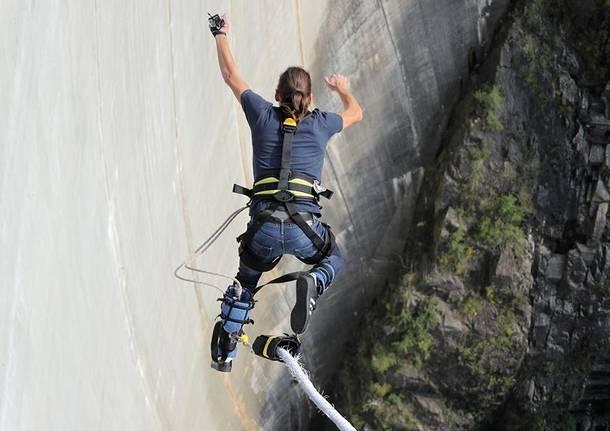 """GoldenEye"" Bungee Jumping valle verzasca"