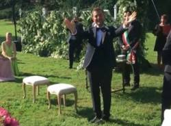 Il matrimonio tra Daniele e Filippa su Instagram