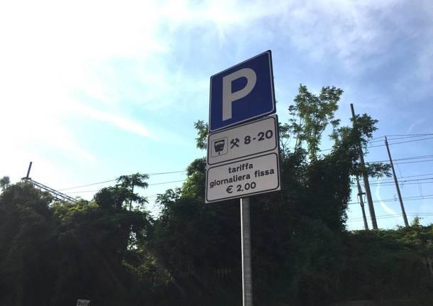 Aperto il nuovo parcheggio di via Cimone