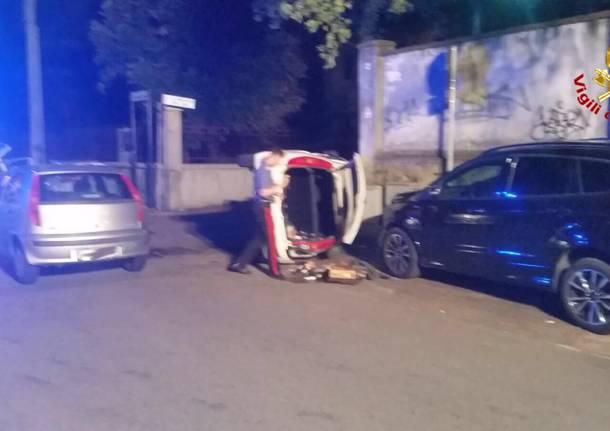 Incidente Cassano Magnago 16 giugno 2018