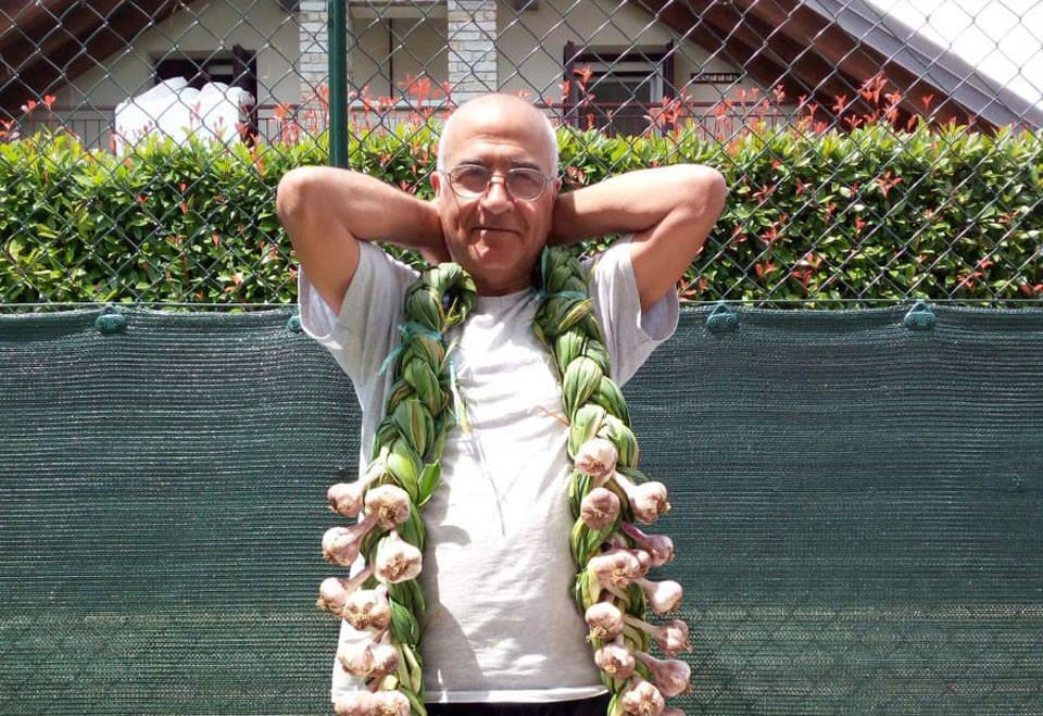 Induno Olona: il super aglio