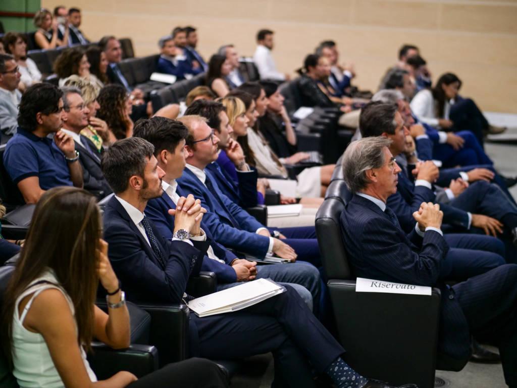L'assemblea dei giovani industriali di Varese