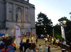 La corsa Varese - Sacro Monte 2018
