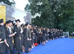 La festa per i laureati Liuc