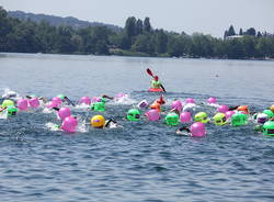 Lago di Monate, Italian Open Water Tour