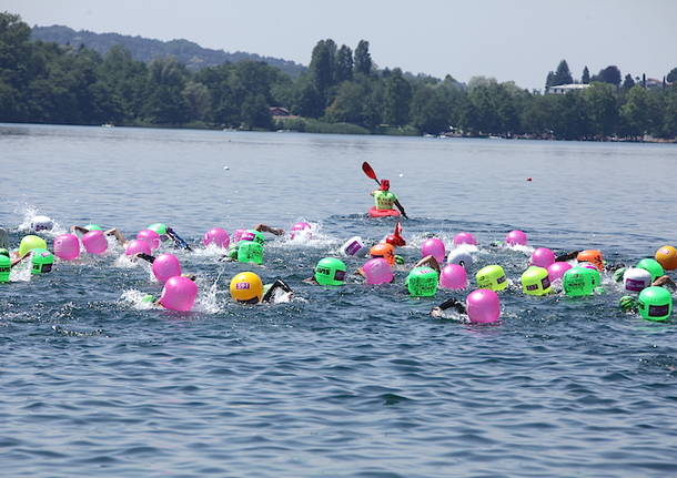 Lago di Monate, Italian Open Water Tour