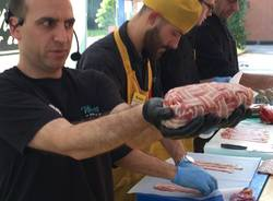 lezione Tigros all'aperto per imparare le basi del barbecue