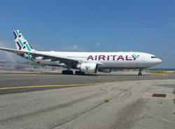 Malpensa Air Italy New York