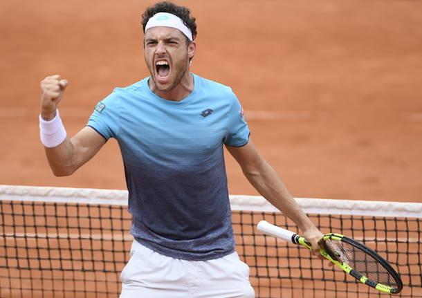 marco cecchinato tennis roland garros