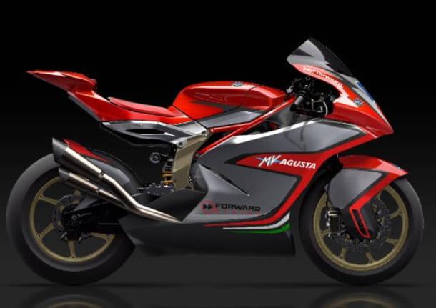 mv agusta moto2 forward racing team