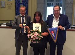 premiazione pro patria sala consiglio busto arsizio 2018
