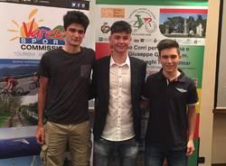presentazione campionato italiano ciclismo under 23 2018