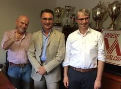 presentazione Varese Calcio 2018