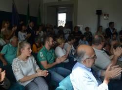 Proclamazione sindaco Cerro Maggiore Nuccia Berra  2