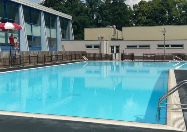 Saronno Servizi piscina