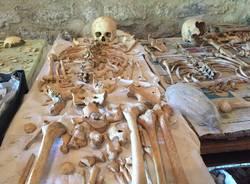 Scavi archeologici Caravate