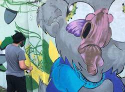 Street art Besnate