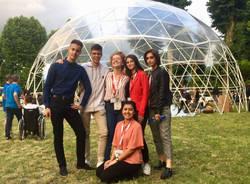 Studenti partecipanti al G7 Young