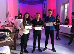 Studenti vincitori contest IED Como