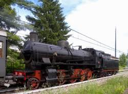 Un treno a vapore per il varesotto