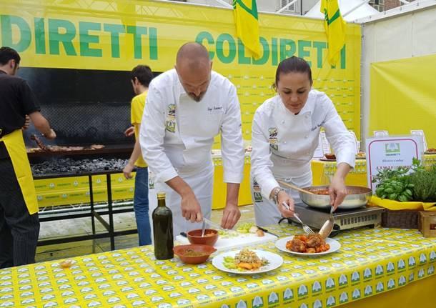 Giornata Nazionale della Carne italiana, nel Villaggio Coldiretti in programma il #bisteccaday
