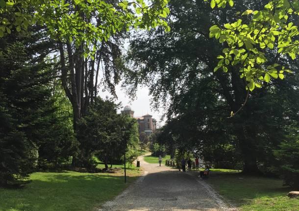 Villa Toeplitz, il nuovo percorso informativo