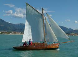 barche a vela d'epoca escursione angera