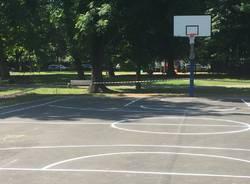 Campo basket Ronchi