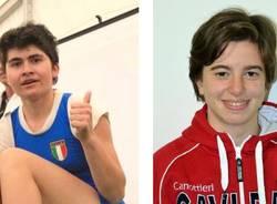 canottaggio inas game parigi 2018 Elisabetta Tieghi e Serena Giorgetti