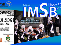 IMSummerBands 2018: le Marching Bands italiane in spettacolo a Tradate