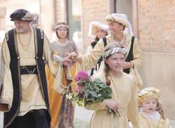 Il Palio di Castiglione Olona - La sfilata