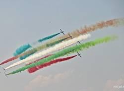 Frecce Tricolori Calendario 2020.Tornano Le Frecce Tricolori Nel 2020 Ad Arona