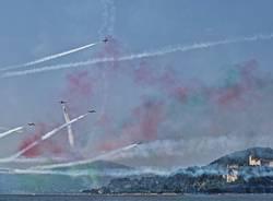 Arona Air Show 2018 - Le Frecce Tricolori 4