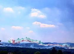 Arona Air Show 2018 - Le Frecce Tricolori