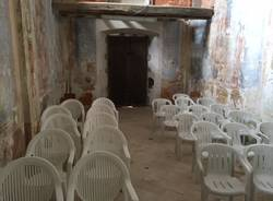 Sant\'Anna, la chiesa sconsacrata