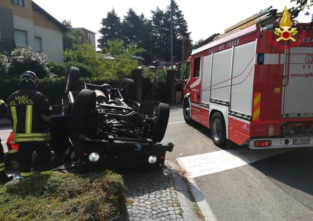 Incidente a Luino
