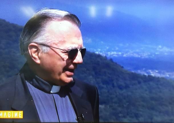 Il Sacro Monte su Rai1