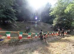 Il concerto degli alpini nella Linea Cadorna